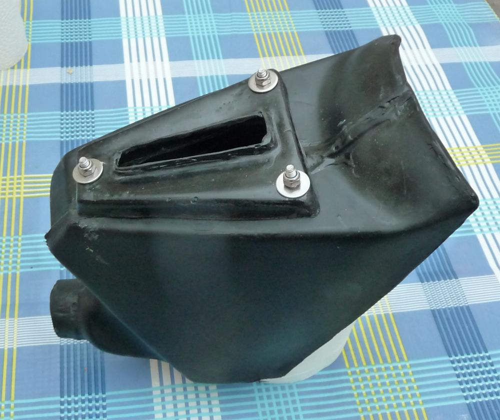 New And Made Parts From Steve Pitt For Sale Beamish Owners Club Suzuki Ts185 Wiring Diagram Airbox